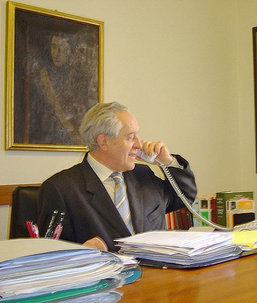 Avvocato Giacomo Fustinoni
